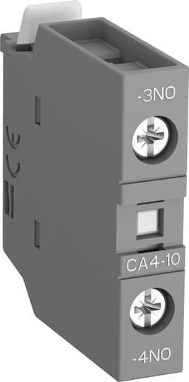 CA4-10 CONTATO AUXILIAR FRONTAL 1NO 1SBN010110R1010 ABB