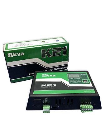 K21 - Carregador de Baterias Microprocessado