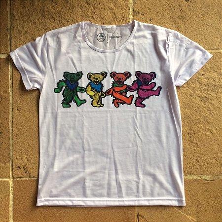 Camisa feminina - Dancing Bears