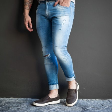 CALÇA JEANS CITY DENIM 86