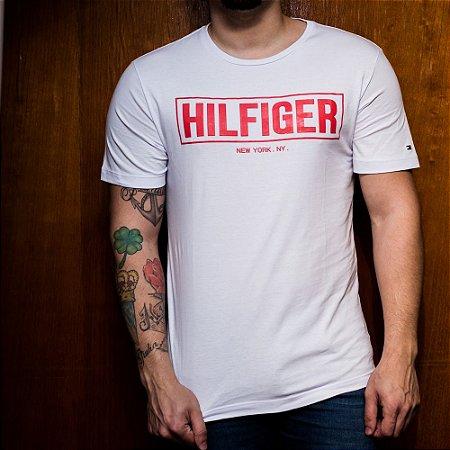 CAMISETA TOMMY HILFIGER WHITE