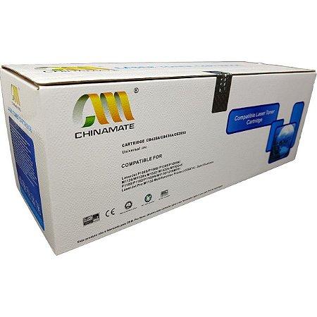 CARTUCHO TONER COMPATIVEL HP P1005/1102/1120/1212/ CB435A/436/285