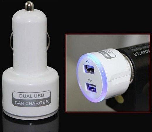 Carregador USB Carro
