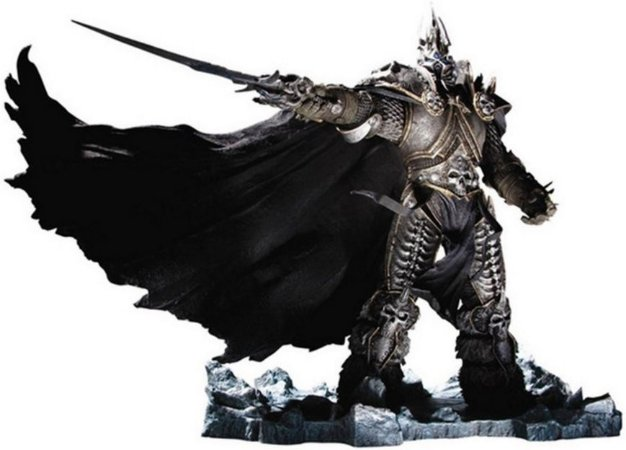 Arthas Menethil The Lich King