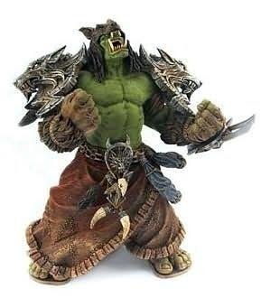 Orc Rehgar Earthfury Shaman