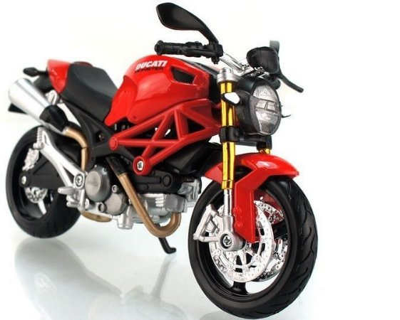 Miniatura Ducati Monster 696