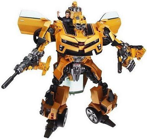 Boneco Bumblebee Transformer