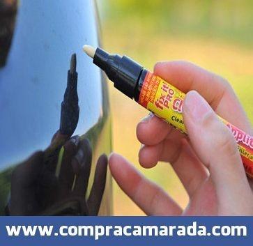 Caneta Tira Riscos Arranhões Carro Fix It Pro