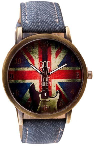 Relógio Rock
