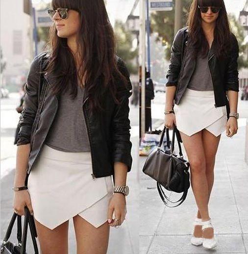 Shorts Assimétrico