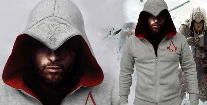Moletom Assassin's Creed III