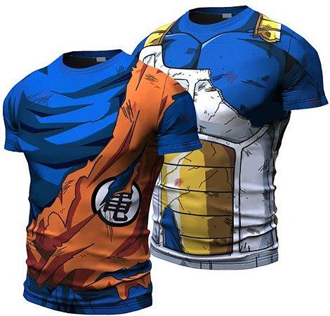 Camiseta Guerreiro Saiyajin