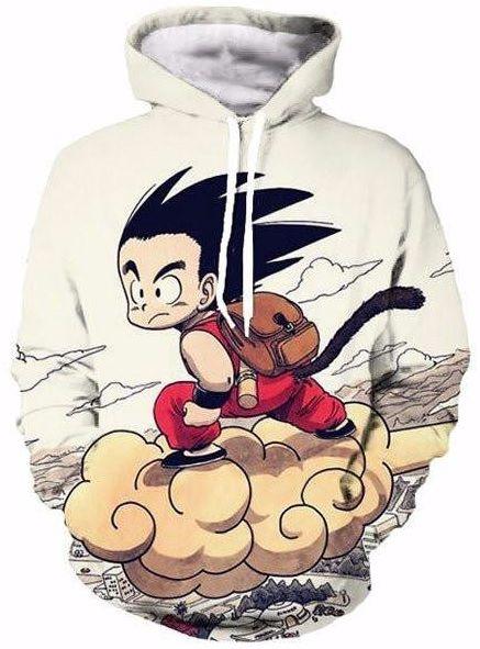 Moletom Son Goku
