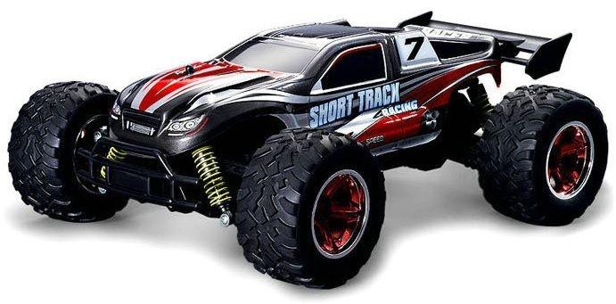 Carro S-Track Monster Controle Remoto