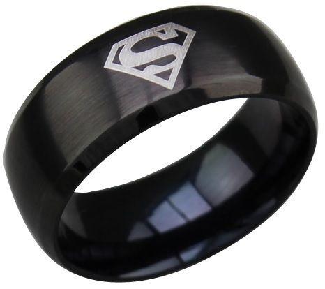Anel Super Homem Superman