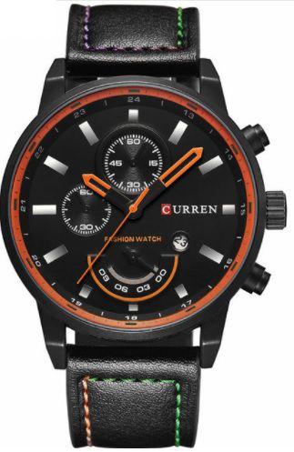 Relógio Orange New Black