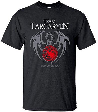 Camiseta Targaryen Game Of Thrones