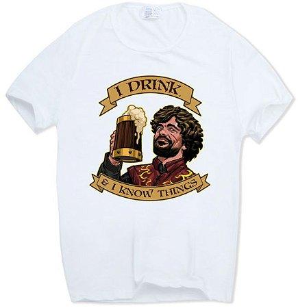 Camiseta Tyrion Game Of Thrones