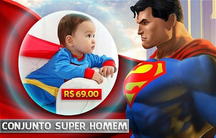 Macacão Super Homem - Superman