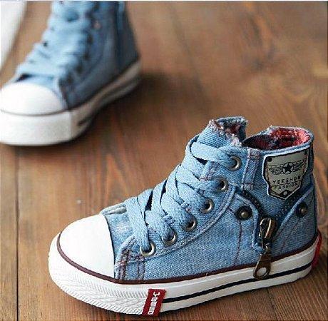 Tênis Jeans Infantil