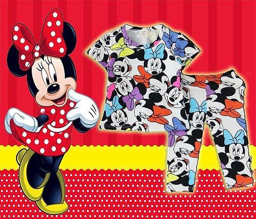 Conjunto Minnie - Disney