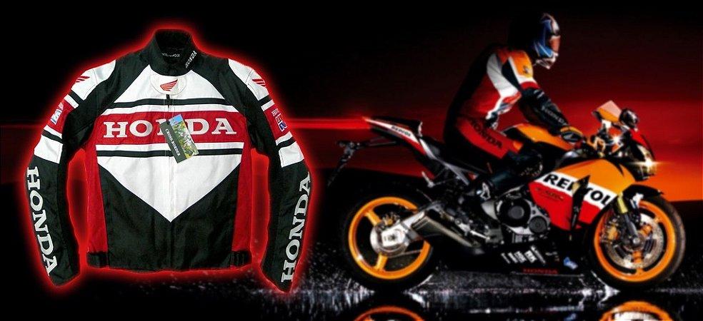 Jaqueta Honda 2014