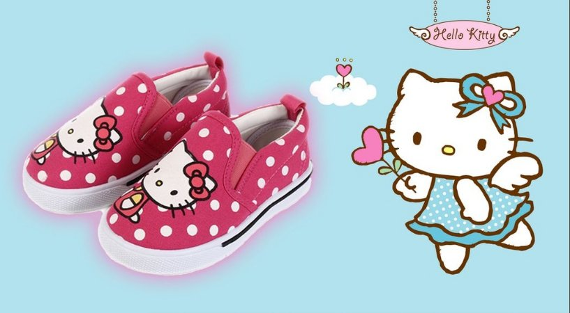 Tênis Hello Kitty