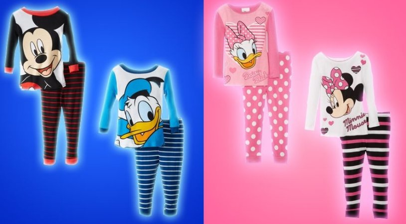 Pijama Infantil Disney