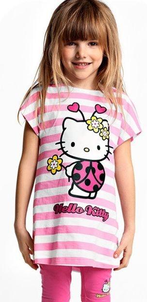 Conjunto Infantil Hello Kitty