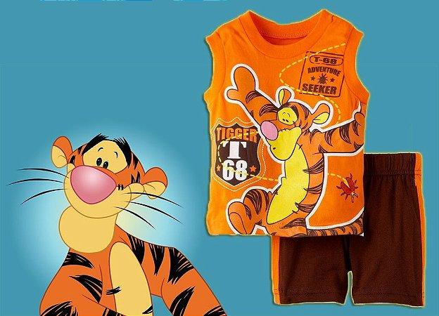 Conjunto Pooh e Tigrão