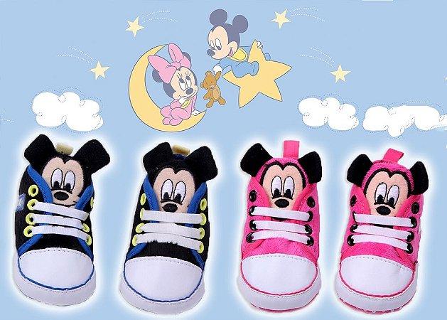 Tênis Mickey e Minnie - Disney
