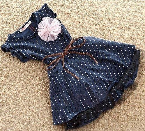 Vestido Infantil Nova Coleção 2015
