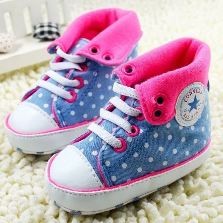 Tênis Jeans Infantil All Star
