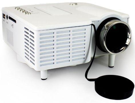 Projetor de Filmes LCD