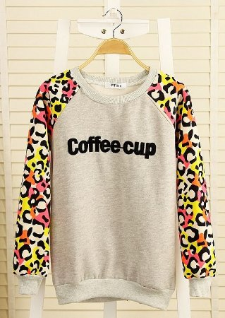 Casaco Moletom Coffee Cup