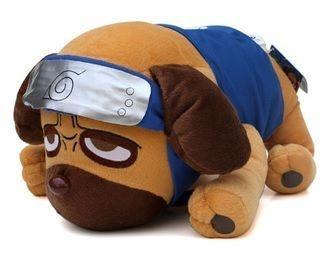 Pelúcia Cachorro Naruto