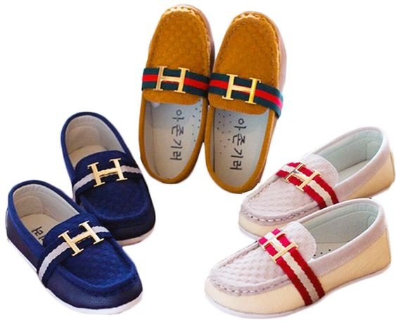 Sapato Infantil Hermes