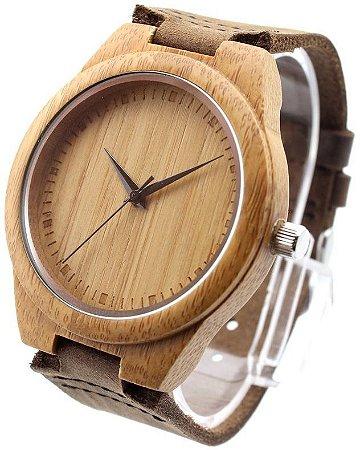 Relógio EcoWood