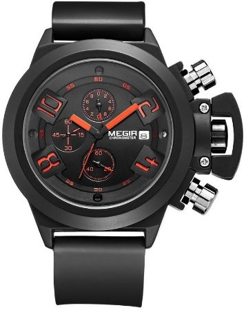 Relógio MEGIR PRO