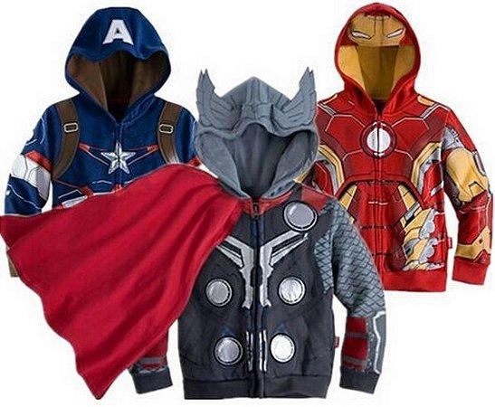 Conjunto Marvel