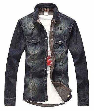 Camisa Jeans Imperior