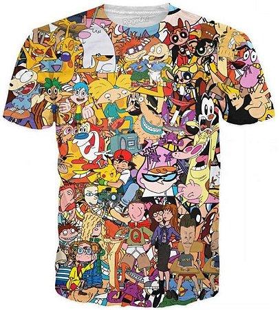 Camiseta Nostalgia