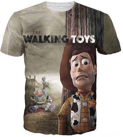 Camiseta The Walking Toys