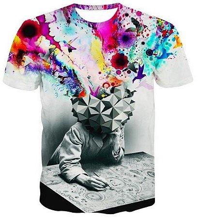 Camiseta Cuboex