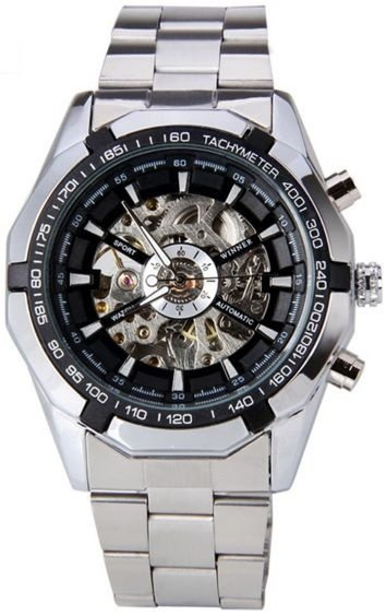 Relógio Mechanic