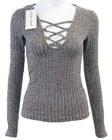 Suéter Fashion Trend