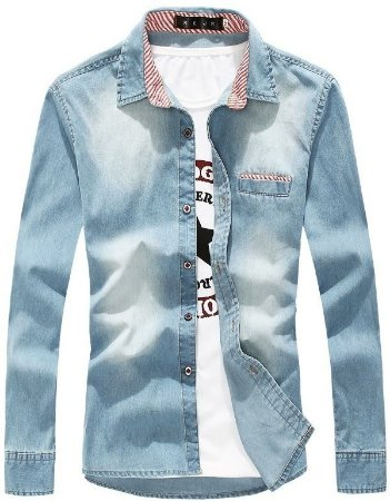 Camisa Jeans Winchester