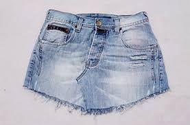 Saia Jeans Reciclado