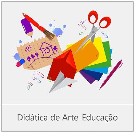 CURSO: DIDÁTICA DE ARTE-EDUCAÇÃO - 180 horas