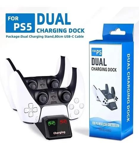 Dual Charging Dock PS5